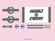 FAUSTO Coppi Bicicletta decals-transfers-stickers n. 7