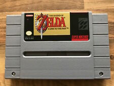 Super Nes USA: THE LEGEND OF ZELDA