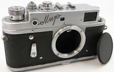 1959! KMZ MIR (Zorki-4) Russian Soviet USSR Rangefinder RF 35mm Camera Body Only