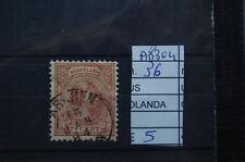 FRANCOBOLLI OLANDA USATI N°36 (A8304)