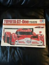 New SEALED Toyota GT-One TS020 1/24 scale By Tamiya