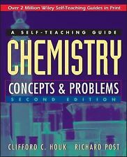 Chemistry: Concepts and Problems: A Self-Teaching Guide (Wiley Self-Teaching Gui
