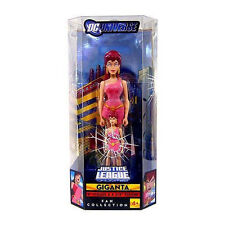 "DC UNIVERSE_Justice League Unlimited_GIGANTA 4"" & 8"" figures_Comic Con Exclusive"