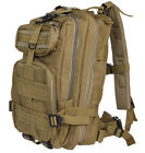 Green  Tan Every Day 30L Carry Tactical Assault Bag EDC Day Pack Backpack Molle