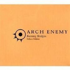 "ARCH ENEMY ""BURNING BRIDGES"" CD RE-RELEASE NEU"