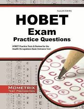 HOBET Practice Questions: HOBET Practice Tests & Exam Review for the Health Occ