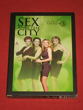 Sex And The City Integrale Saison 3 - Coffret 3 DVD en Tbé
