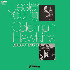 LESTER YOUNG COLEMAN HAWKINS Classic Tenors FR Press Rça FD 10146 1971 LP
