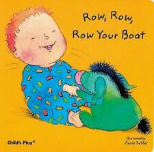Baby Board Bks.: Row, Row, Row Your Boat by Annie Kubler (2003, Board Book)