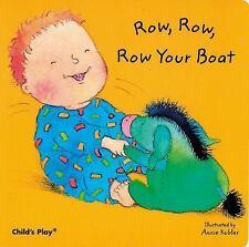 Row, Row, Row Your Boat (Nursery Time), Kubler, Annie, Good Book