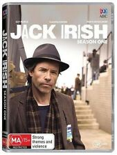 JACK IRISH-Season 1-Region 4-New AND Sealed-2 Dics Set-TV Series