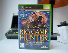 CABELA'S BIG GAME HUNTER 2005 ADVENTURES | XBOX | AUS STORE | SAME DAY POST