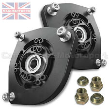 RENAULT CLIO MK3 NEW FULLY ADJUSTABLE TOP MOUNTS WITH CASTER CAMBER ADJ CMB4454