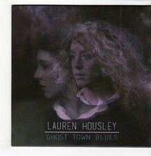 (GS686) Lauren Housley, Ghost Town Blues - DJ CD