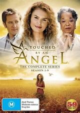 Touched By An Angel (2016, 59-Disc Set) New, Genuine & Semi Sealed