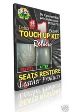 VOLVO - NORDKAP BLACK/NAVY Leather Seat Skin Coloring TOUCH UP KITS - S60R/V70R