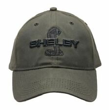"Shelby Super Snake Cobra Embroidered Logo ""Oil Skin"" Hat Ford Mustang GT500 SVT"