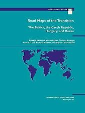 Road Maps of the Transition: The Baltics, the Czech Republic, Hungary,-ExLibrary