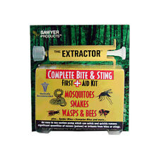 Sawyer Snake Bite Bee Sting Venom Remover Extractor Pump Kit