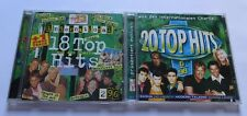 Club Top 13 2/96 & 6/98 - 2 CDs Donna Lewis Falco Nick Kave & Kyle Minogue Dune