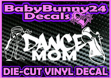 DANCE MOM Tap and Ballet Shoe Hip Hop Car Truck Laptop Decal Vinyl Sticker