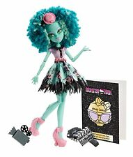 Monster High Frights, Camera, Action! Honey Swamp Doll, New, Free Shipping