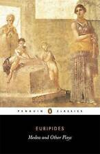 Medea and Other Plays by Euripides Paperback Book (English)