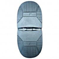 GOODYEAR Black rubber Heels for DIY Shoe Repairs, Shoe Repair Supplies