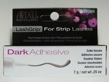 Ardell LashGrip Adhesive STRIP Lash Eyelash Glue DARK 0.25OZ