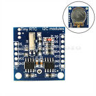 RTC I2C DS1307 AT24C32 Real Time Clock Module For Arduino AVR PIC 51 ARM New