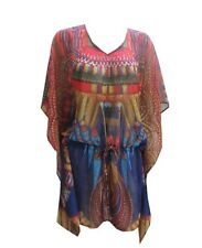 Womens Embellished Kaftan Maxi Dress Top Spicy Sugar Evening Cocktail Size 14