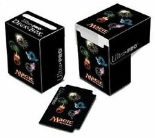 Ultra Pro TOP LOAD DECK BOX Magic MTG Mana Symbol Series 4 TOP LOAD 86166