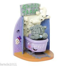 """TRILOGY GHOST TRAIN"" FIGURINE  BIRTHDAY TATTY TEDDY ME TO YOU HALLOWEEN BEAR"
