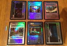 Star Wars Rare Foil Threepio RF CCG Decipher Endor Limited Edition Common Foils