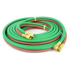 1/4 in. x 25 Ft. Grade T, Twin Gas Welding Hose 200PSI W.P - HW44-025T