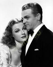 Ann Sheridan with James Cagney 8x10 Photo 008
