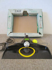 "ELECTRIC ""GOLF BALL"" PUTTING RETURN & MARKER"