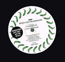 "NRG Never Lost His Hardcore '98 (Disc Two) 12"" PROMO VINYL Top Banana HARD HOUSE"