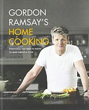 Gordon Ramsay's Home Cooking by Gordon Ramsay (Hardcover)  Brand  NEW CGB