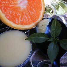Organic TURMERIC CURCUMA LONGA & CITRUS OILS HONEY Brightening Skin Balm