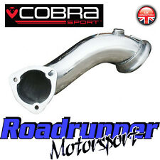 "VX10b Cobra Corsa SRI De Cat Downpipe 2.75"" Pre-Cat Exhaust 07-09 Remove 1st Cat"