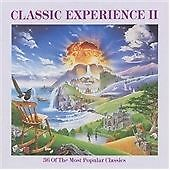 Classic Experience CD Album Double Disc Classical Compilation Mozart Bach Holst