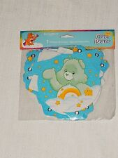 NEW CARE BEARS   1-PAPER HAPPY BIRTHDAY BANNER 5ft.L HALLMARK    PARTY SUPPLIES