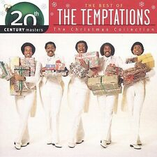 The Temptations - The Christmas Collection (CD, Motown) Give Love Christmas Day