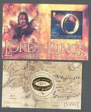 Isle of Man-New Zealand-Lord of the Rings Min sheets(2)