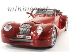 BBURAGO GOLD 18-12050 MORGAN AERO 8 1/18 DIECAST RED