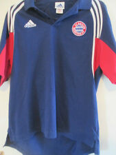 "Bayern Munich Training Polo 1990's Football Shirt Size large 44-46"" /35708"