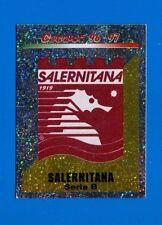 CALCIATORI PANINI 1996-97 Figurina-Sticker n 531 -SALERNITANA SCUDETTO punto-New