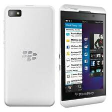 Blackberry Z10 4G Edition | 1.5GHz Dual Core | 2MP + 8 MP | 2GB + 16GB (White)