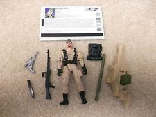 Complete Excellent Cond GI Joe 2004 Valor vs Venom Walmart Exclusive Gung Ho V12
